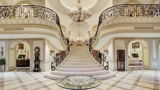 This $30 Million Classic 18th Century Style Mansion Is a Renaissance Architecture Masterpiece!
