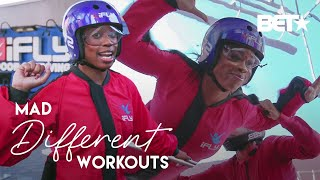 Is Skydiving The Latest Workout Craze? + iFly Giveaway! | Mad Different Workouts