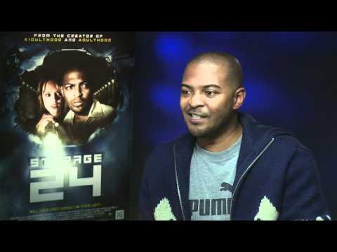 SB.TV - Noel Clarke talks about his new film Storage 24 & more...