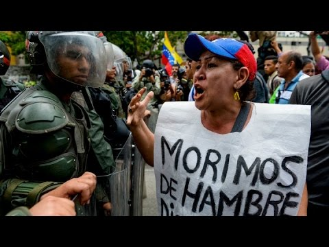 Venezuela's political crisis: Protests intensify against President Nicolas Maduro