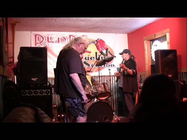 Redds Restaurant Jammin with  Blackjack Lassen Blues Band