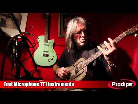 Comparative test Prodipe TT1 Instruments mic