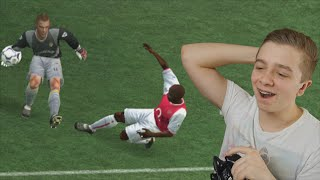REACTING TO OLD FIFA GAMES