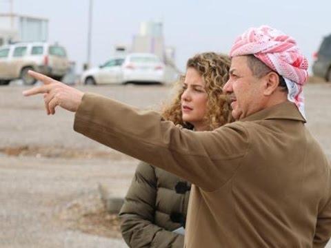 Serok Barzanî li gel televizyona Al Arabiya