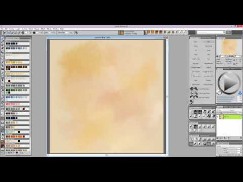 Painter X3 - Creating Backgrounds