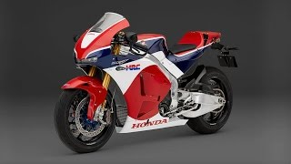 New 2016 Honda RC213V-S Review