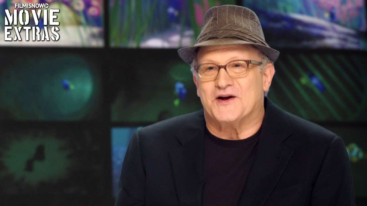 Finding Dory | On-set with Albert Brooks 'Marlin' [Interview]