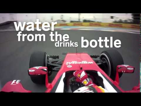 Vettel's team radio during FP1 - Bahrain GP 2016