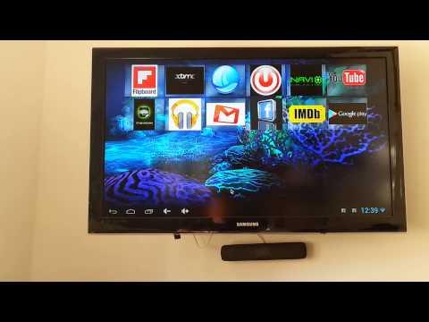 MK 808 Android 4.1 mini TV pc customization