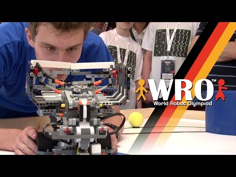 World Robot Olympiad (WRO) Deutschland / Germany - Imagefilm (2014/2015)