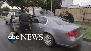 Police and Drivers on Edge at Traffic Stops