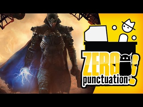 The Technomancer (Zero Punctuation)