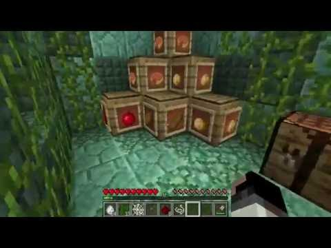 Minecraft:Прохождение карты | №11 | ГЕНЕТИЧЕСКИЙ КОД
