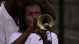 Roy Hargrove - Mister Magic - 8/11/2001 - Newport Jazz Festival (Official)
