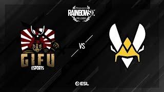 GiFu vs. Team Vitality – Villa – Rainbow Six Pro League – Season X – EU