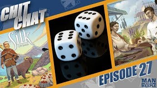 Chit Chat 27 - What's the best way to use dice in games?