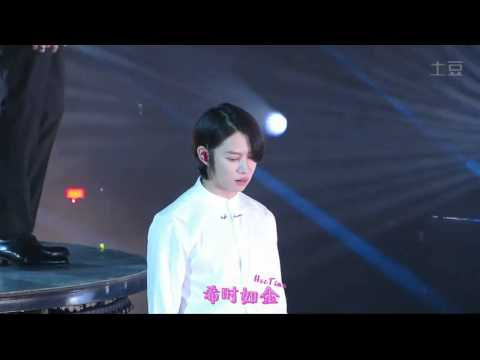 [希时][fancam] 141122 Ss6 Beijing Evanesce Heechul Focus Super Junior video