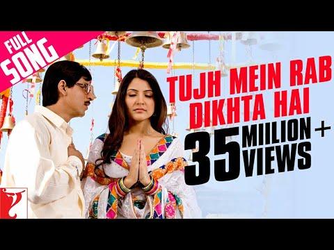 Tujh Mein Rab Dikhta Hai - Song -  Rab Ne Bana Di Jodi video