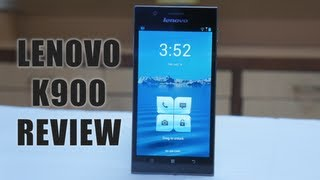 Lenovo IdeaPhone K900 - Video Review