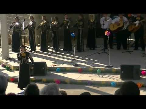 La Cigarra (Nancy Loya) Mariachi Amistad 2012 Deming NM