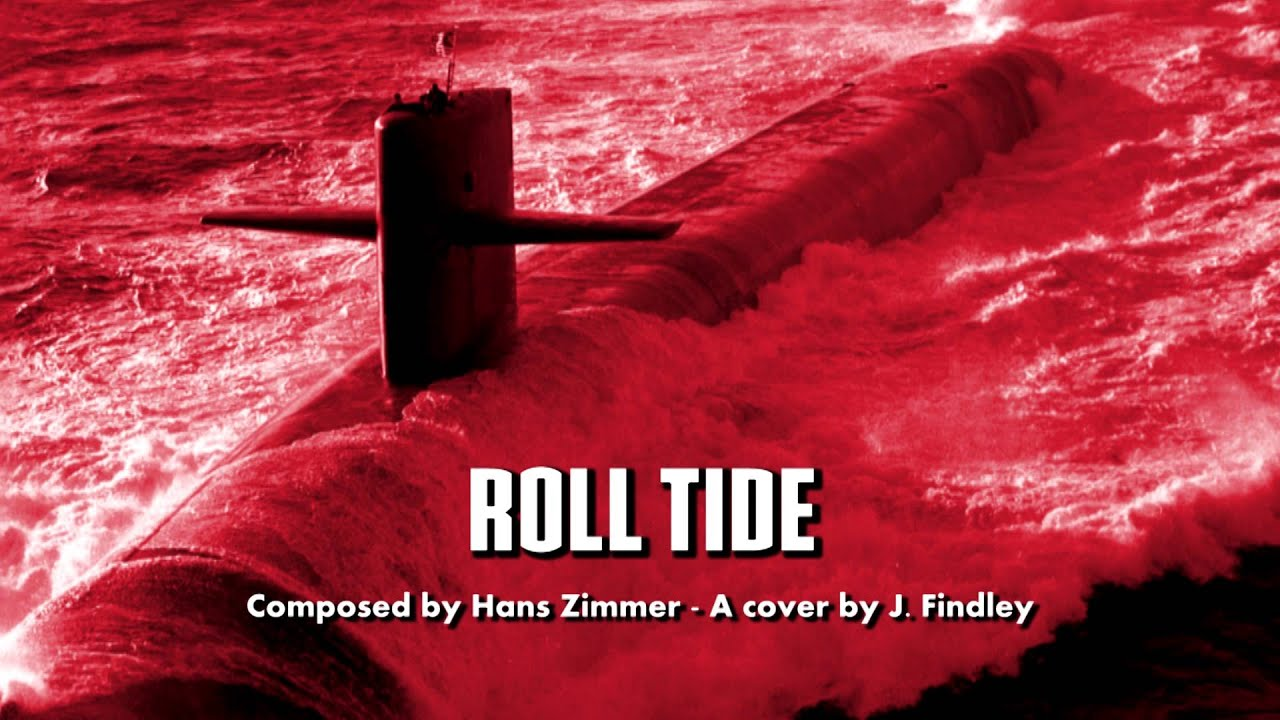 Crimson Tide Movie Wallpaper The Movie Crimson Tide