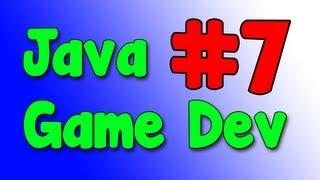 Java Game Development #7 - Keyboard Input
