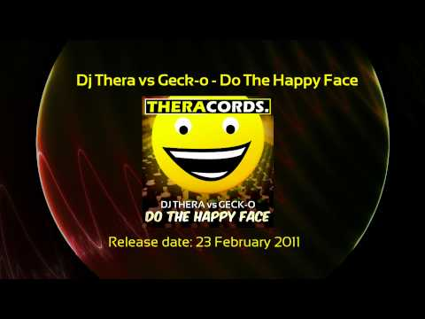 THER-048 01 Dj Thera vs Geck-o - Do The Happy Face