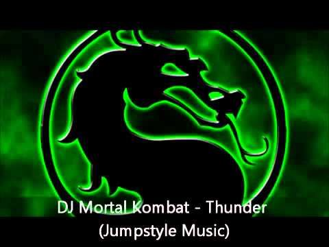 BEST TECHNO JUMPSTYLE EVER ?! DJ MORTAL KOMBAT
