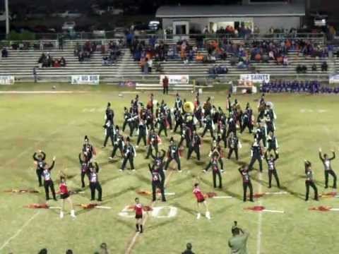 Minden High School Band Minden High School Band 2011