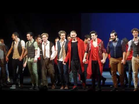 A 200.Pál utcai fiúk előadás (tapsrend)