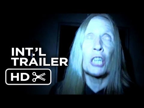 Paranormal Activity: The Marked Ones Official Int'l Trailer (2014) - Horror Movie HD
