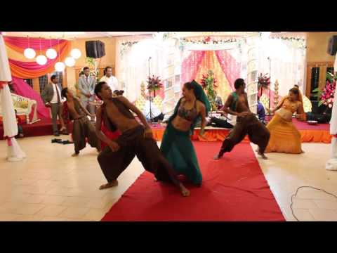 Chammak Chalo   Indian Wedding video