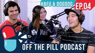 Off The Pill Podcast #4 - (Ft. dogdog & itsHafu) - Top Hearthstone Players on Twitch Streaming