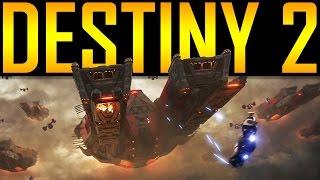 Destiny 2 - NEW SHIP CLASS? SPACE COMBAT?
