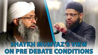 The Debate With Asrar Rashid (Shaykh Mumtaz Ul Haq's View)