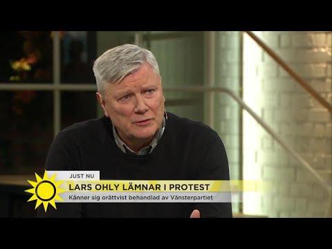"""Lars Ohly: """"Motståndarna använder mitt fall för att angripa #metoo"""" - Nyhetsmorgon (TV4)"""