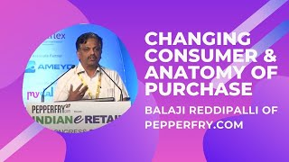 Balaji Reddipalli of Pepperfry com at