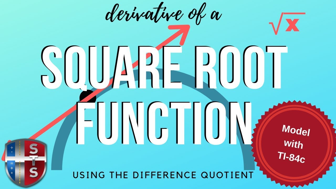 Square Root Function Examples Square Root Function
