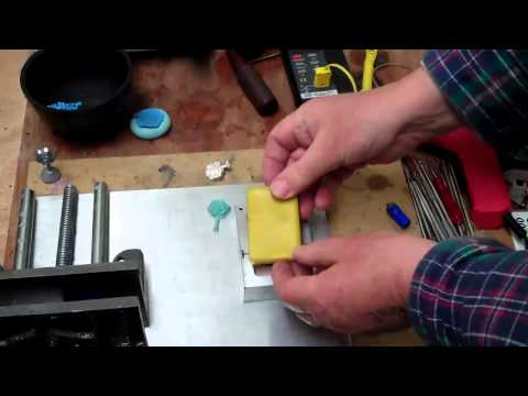 Introduction To R.t.v Mold Making For Injection Waxes