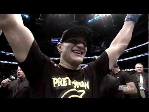 UFC 146: Junior Dos Santos Pre Fight Interview