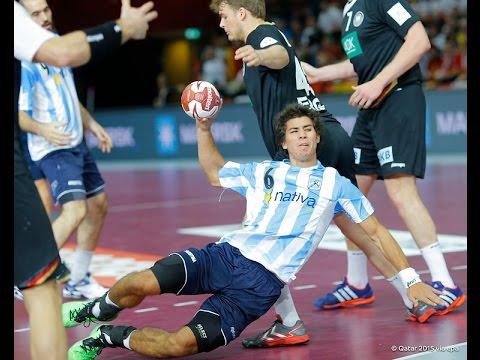 Mundial de Handball 2015: Argentina vs Alemania