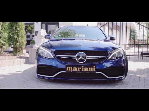 Tuning I Mercedes C63s AMG mariani CarPorn I Felgen - Gewindefahrwerk - ChipTuning