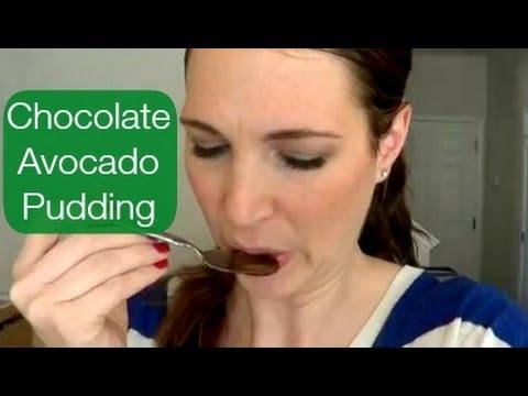 Chocolate Avocado Pudding | Taste Test