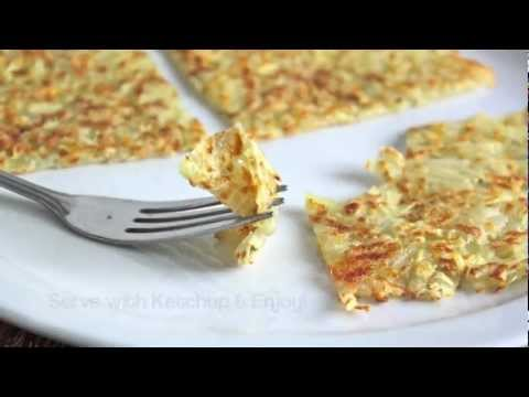 Perfectly Crispy Hashbrowns Recipe for a Vegan Breakfast