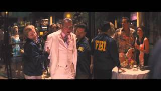 The wolf of Wall Street - Arrest scene and Benihana scene