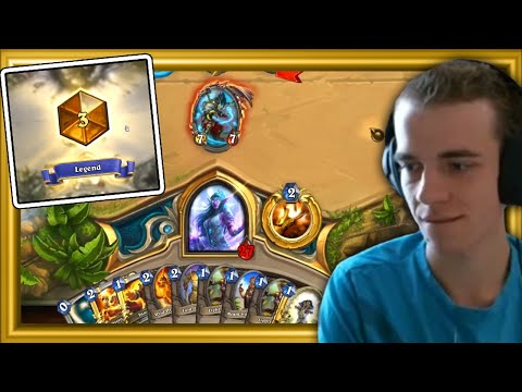 "Road To RANK 1 With ""HAND Priest"" (Part 1)"