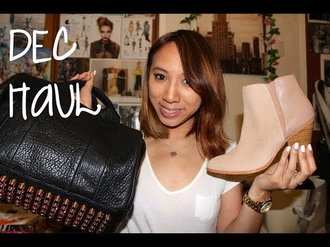 December Haul -Cotton On, Asos, Witchery, Sass & Bide, Alexander Wang + more!