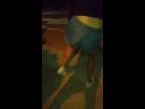 Dhq Johanna ENOUGH dancing in Jamaica