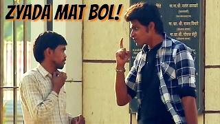 """Zyada Mat Karo!"" Prank on Couple | Pranks In India"