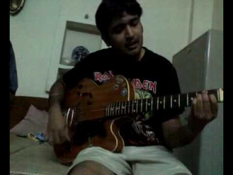 Tere Bin Kahin Lagta Hi Nahi Dil - Guitar Intro...